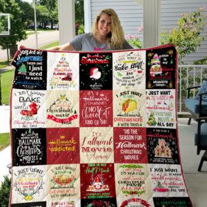 Hallmark movie Quilt Blanket 01151_02