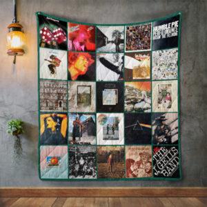 Carla Dennis Custom Quilt Blanket