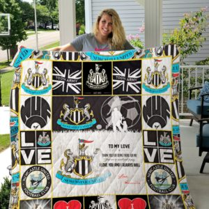 Newcastle quilt - boy friend