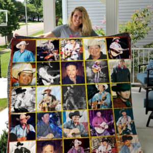 Tracy Byrd Custom Blanket 01