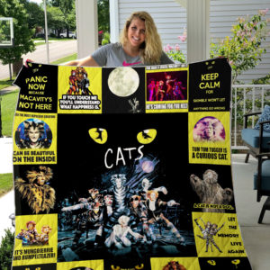 Cats (musical) Blanket For Fans Ver 17