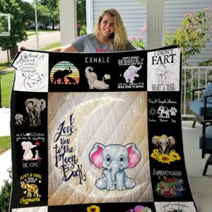 Elephants Quilt