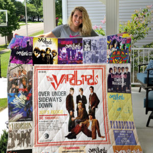 The Yardbirds Albums Quilt Blanket For Fans Ver 17