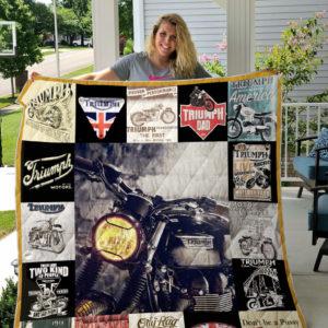 Triumph Quilt Blanket Ver 17-2
