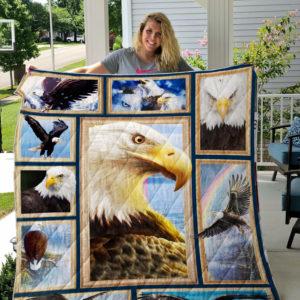 Bald Eagle Blanket
