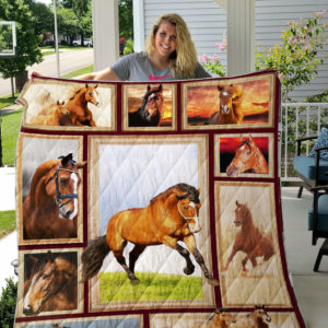 Brown Horse Blanket