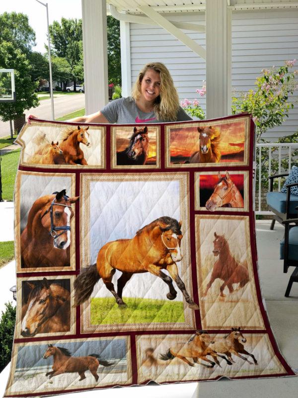 Brown Horse Blanket