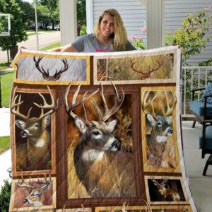 Whitetail Deer Blanket