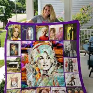 Dolly Parton Quilt Blanket 05