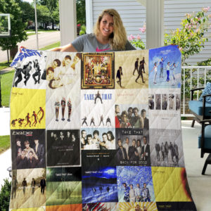 Take That Quilt Blanket Great Customized Blanket Gifts For Birthday Christmas Thanksgiving