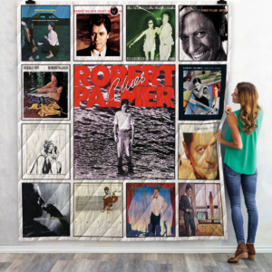 Robert Palmer Quilt Blanket Great Customized Blanket Gifts For Birthday Christmas Thanksgiving