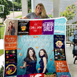 Gilmore Girls Quilt Blanket L0415