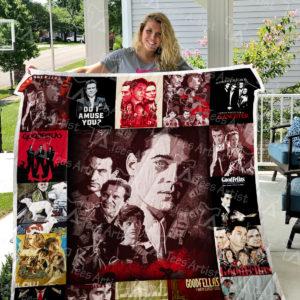 Goodfellas Quilt Blanket 0382