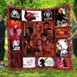 Buffy The Vampire Slayer – Quilt Blanket