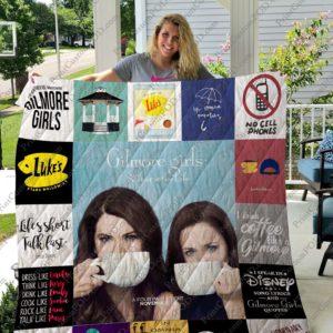Gilmore Girls Quilt Blanket 02