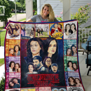 H – Gilmore Girls Quilt Blanket