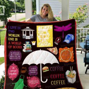 Gilmore Girls Etsy Quilt Blanket 01