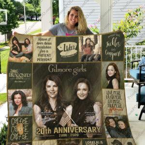 Gilmore Girl Quilt Blanket