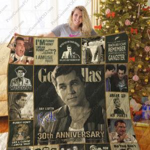 Mofi -Goodfellas  Quilt Blanket Ver 3