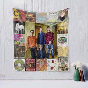 Custard Quilt Blanket