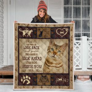 Cat Quilt Blanket Great Gifts For Birthday Christmas Thanksgiving Anniversary
