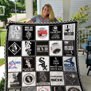 Chicago White Sox Quilt Blanket